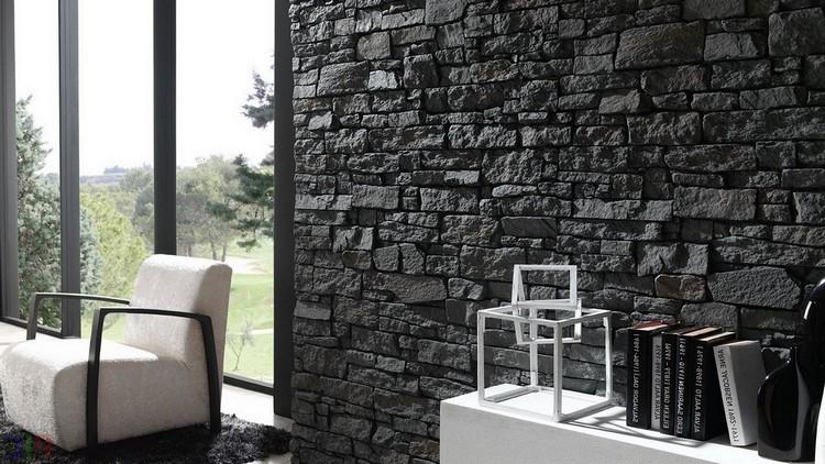 tyomnyj-dekorativnyj-kamen-v-interere