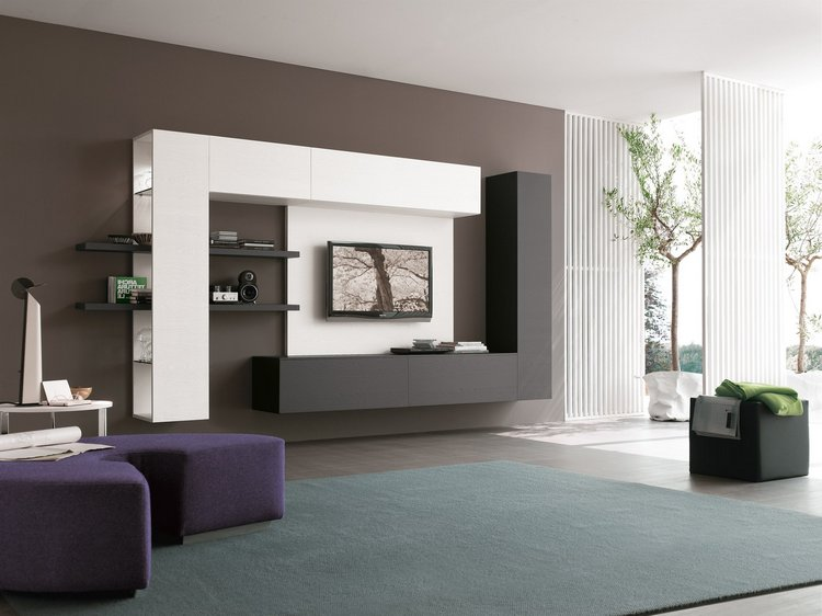 Проще и меньше — не значит плохо: гостиная в стиле минимализм и 40 фото идей для вашего интерьера