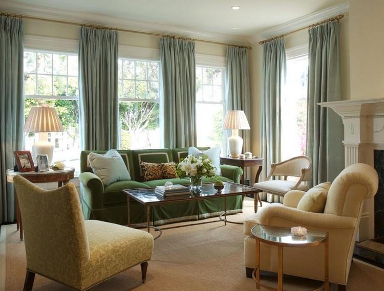 Как выбрать шторы в гостиную: дизайн с использованием текстиля (36 фото)
