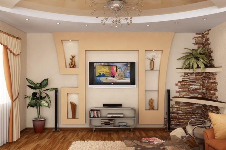 televizor-v-interiere-gostinoy