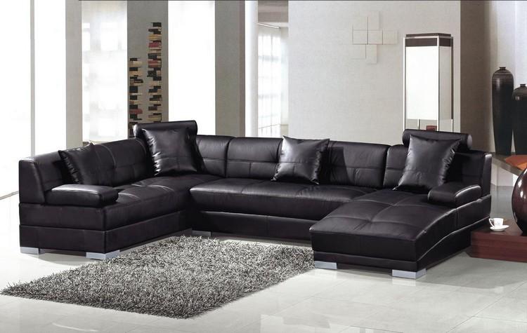Черная мебель в интерьере гостиной: как воссоздать элегантную и выразительную обстановку у себя дома + 55 фото