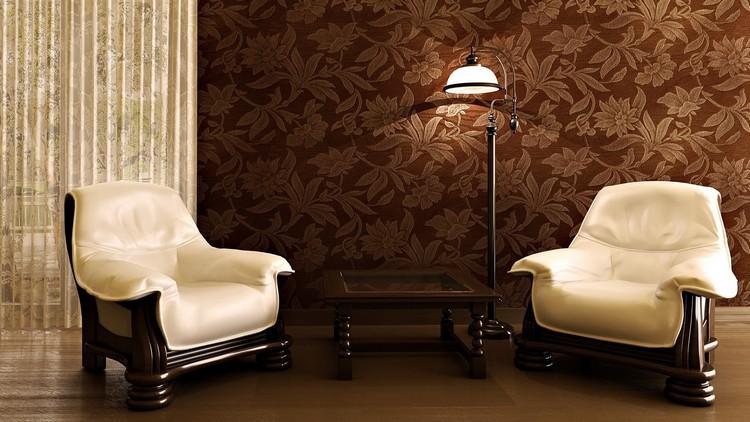 Торшеры в интерьере гостиной: стильные, модные и такие разные светильники в оформлении жилых помещений (50 фото)