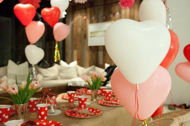 Как украсить гостиную к 14 февраля: 10 оригинальных идей оформления романтики дома (34 фото)