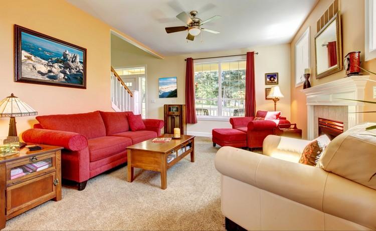 Выбираем цвет для гостиной: модная и популярная палитра для создания стильного и уютного интерьера (50 фото)