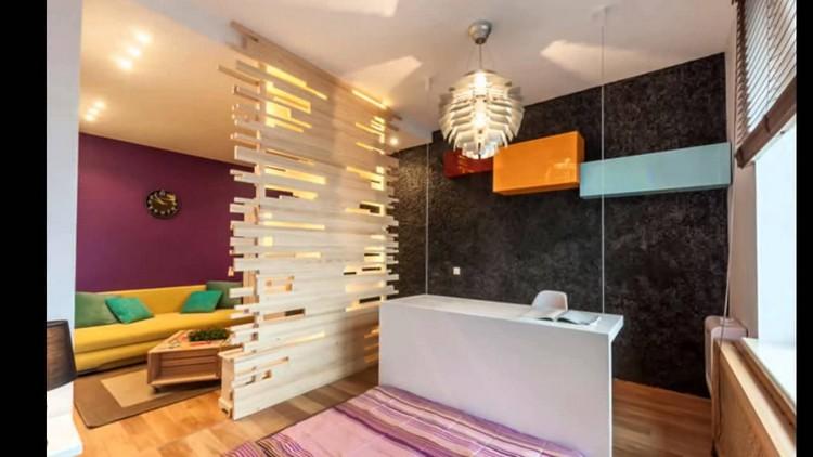 Woonkamer Slaapkamer Combinatie : Woonkamer gecombineerd met slaapkamer
