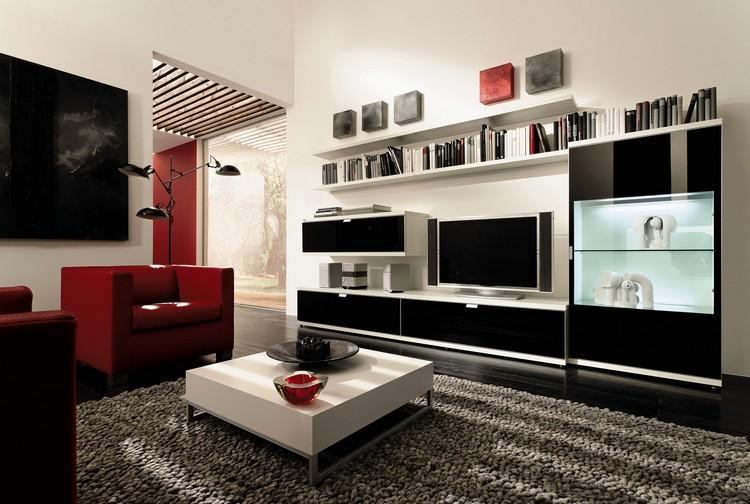 Дизайн гостиной в квартире: варианты оформления городской квартиры (60 фото)