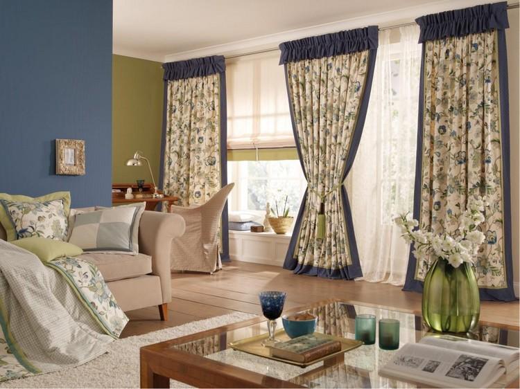 Шторы в интерьере гостиной: как правильно оформить окно в разных стилистиках (60 фото)