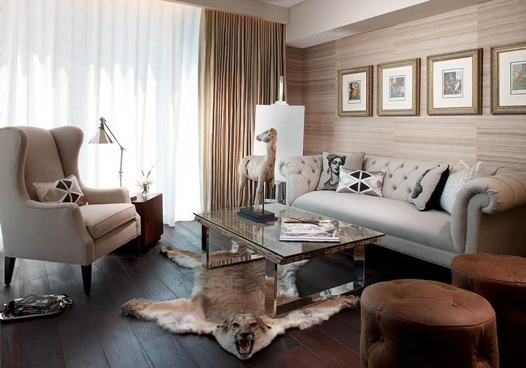 Стили интерьера для гостиной: подборка интересных направлений для оформления помещения (60 фото)