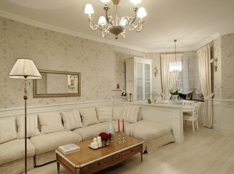 Цвет дивана к белой мебели