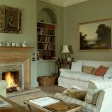 Цвет стен в гостиной: практические советы по созданию гармоничной палитры (35 фото)