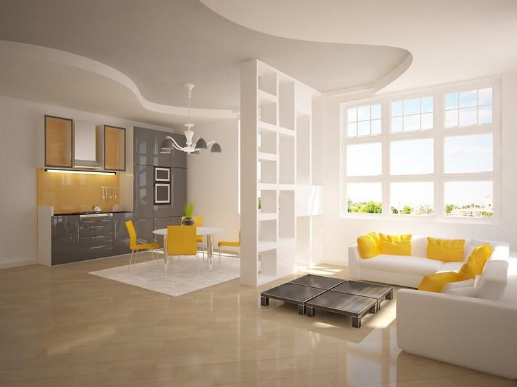 Гипсокартон в гостиной: ниши, полки и потолки в интерьере гостиной своими руками (40 фото)