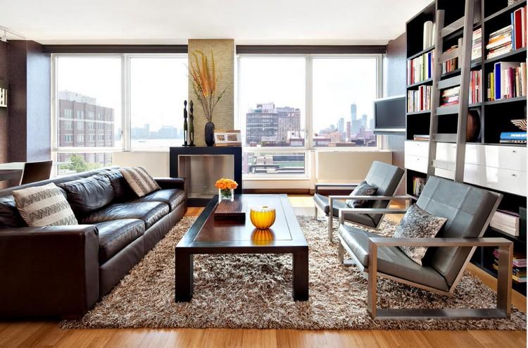 Большая гостиная 35 кв. м. и ее интерьер с примерами дизайна и расстановки мебели (45 фото)