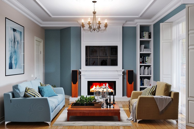 Дизайн гостиной 15 квадратных метров: особенности, стили и профессиональные советы (34 фото)
