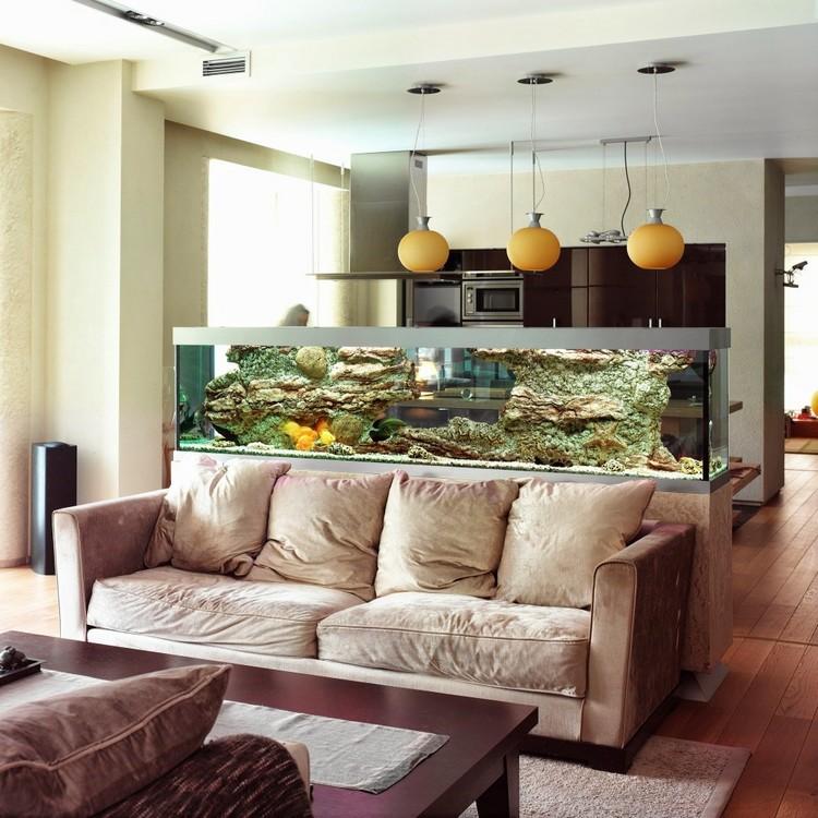 Перегородка в гостиной: разновидности, материалы и варианты установки в комнате (40 фото)