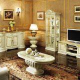 Варианты отделки гостиной: самые необычные способы и материалы для оформления (62 фото)