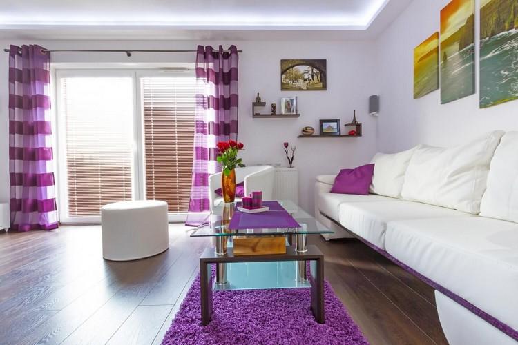 Выбираем текстиль для гостиной: особенности выбора от цвета и стиля гостиной (45 фото)