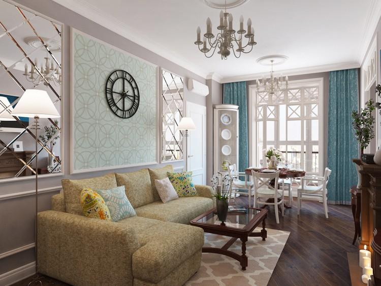 Секреты планировки и отделки стильной современной гостиной (45 фото)