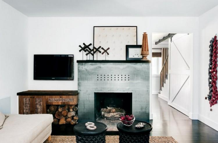Идеи оформления каминной полки в гостиной: примеры удачных интерьеров и сочетаний (45 фото)