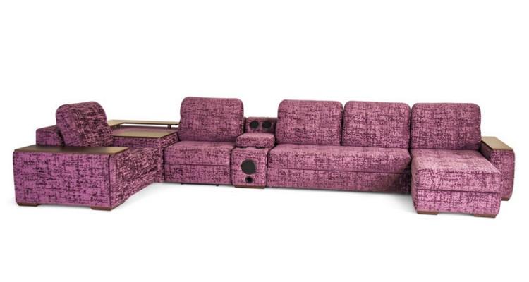 модульные диваны в интерьере гостиной особенности выбора и
