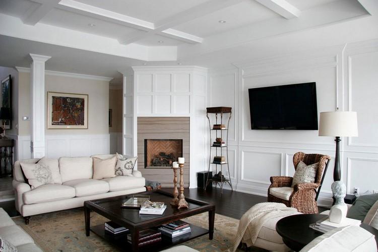 Как использовать угол в гостиной: гармония пространства в комнате (35 фото)