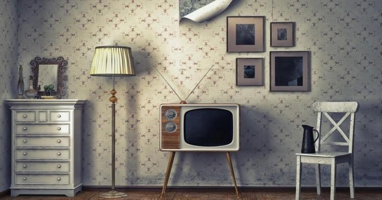 Ретро стиль в интерьере гостиной: как воспроизвести прошлое в своей квартире (37 фото)